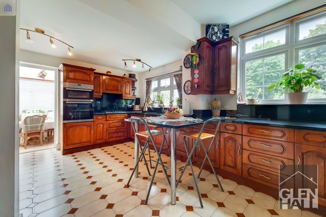 Thumbnail End terrace house for sale in Brookdale, Arnos Grove, London