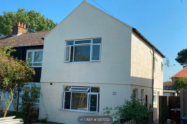 Thumbnail Semi-detached house to rent in Woodlands Drive, Stanmore
