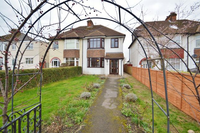 Thumbnail Semi-detached house to rent in South Park Road, Maidstone