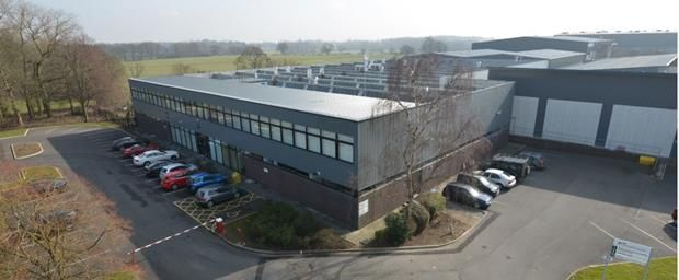 Thumbnail Commercial property for sale in Mitras Automotive (UK) Limited, Road One, Winsford Industrial Estate, Winsford, Cheshire