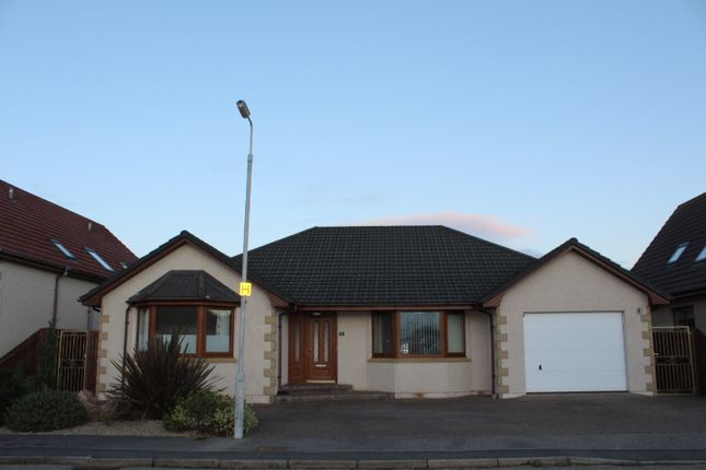 Thumbnail Detached bungalow for sale in Spey Drive, Buckie