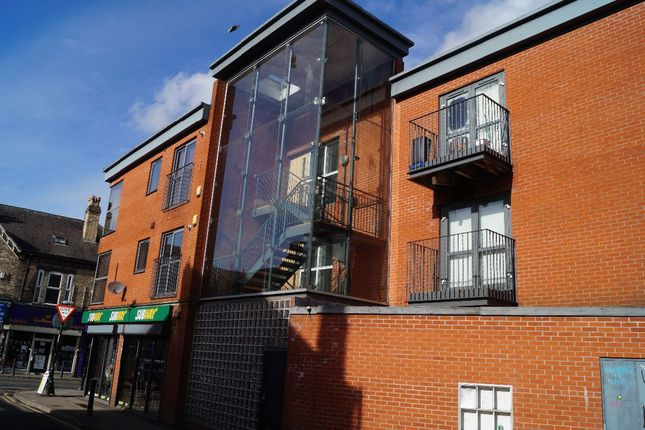 2 bed flat to rent in Wilmslow Road, Withington