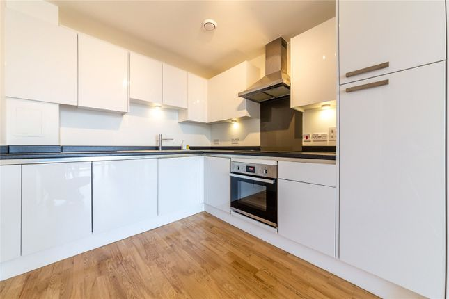 Kitchen of Hargood House, 7 Norway Street, Greenwich, London SE10