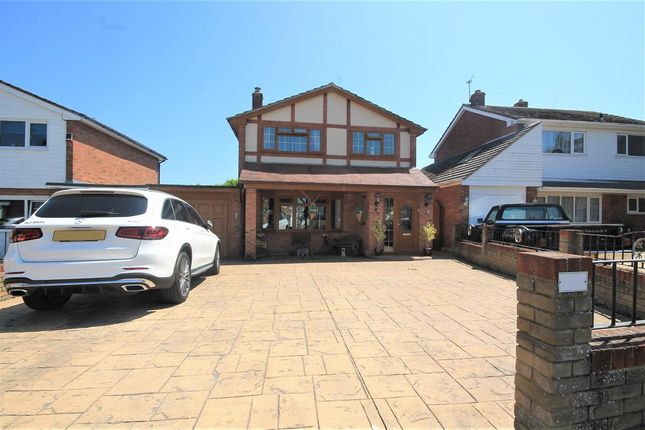 Thumbnail Detached house for sale in Pickers Way, Clacton-On-Sea