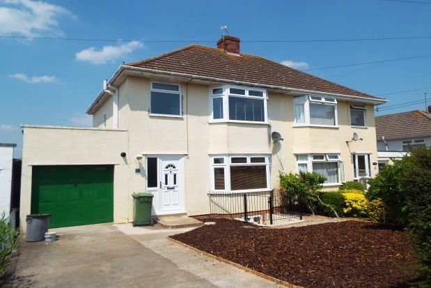 Thumbnail Semi-detached house to rent in Stonehill, Street