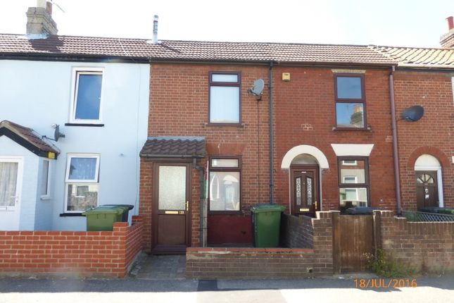 Thumbnail Terraced house to rent in Camden Road, Great Yarmouth
