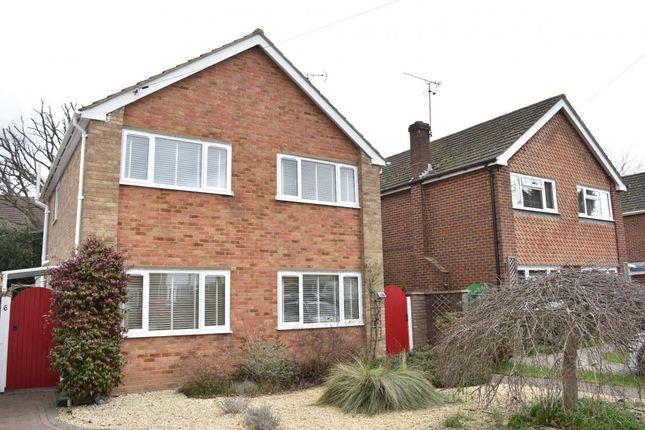 Thumbnail Detached house for sale in Foxhurst Road, Ash Vale