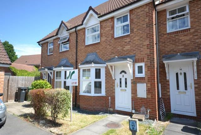 Thumbnail Terraced house to rent in Eden Court, Didcot, Oxfordshire