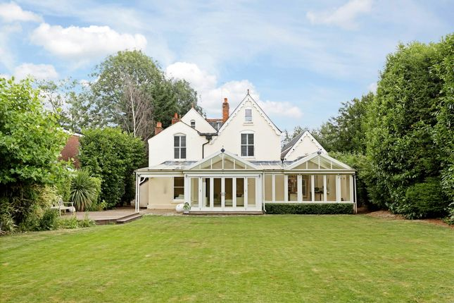 Thumbnail Detached house to rent in Beaumont Rise, Marlow