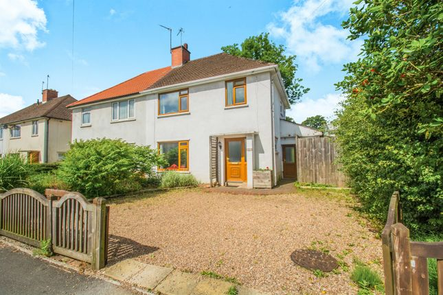 Thumbnail Semi-detached house for sale in Whitebarn Road, Llanishen, Cardiff