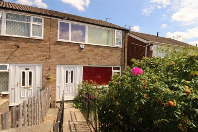 Thumbnail Terraced house to rent in Tennyson Street, Pudsey