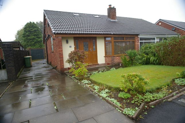 Thumbnail Semi-detached house to rent in Chetwyn Avenue, Bromley Cross, Bolton