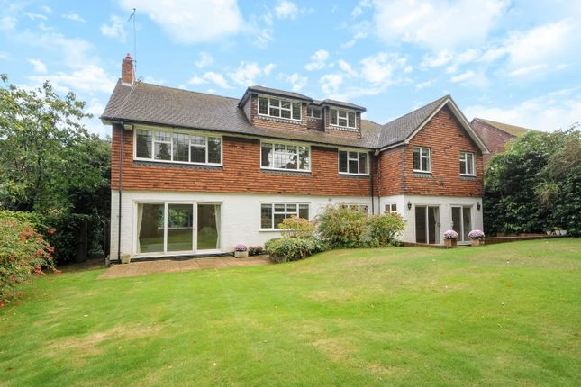 Thumbnail Detached house for sale in Seven Hills Close, St. Georges Hill, Weybridge