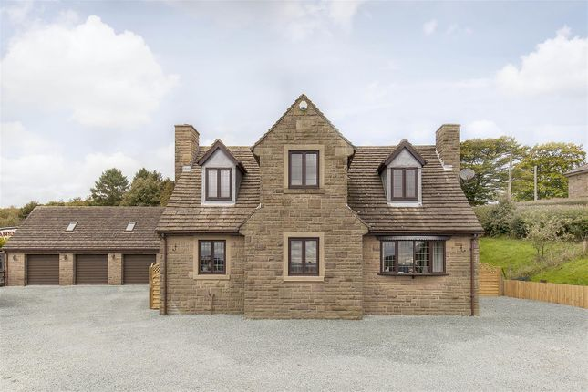 Thumbnail Detached house for sale in Steep Lane, Wingerworth, Chesterfield