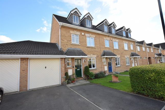 Thumbnail End terrace house for sale in Tydeman Road, The Vale, Portishead