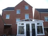 Thumbnail Detached house to rent in Bells Lonnen, Prudhoe
