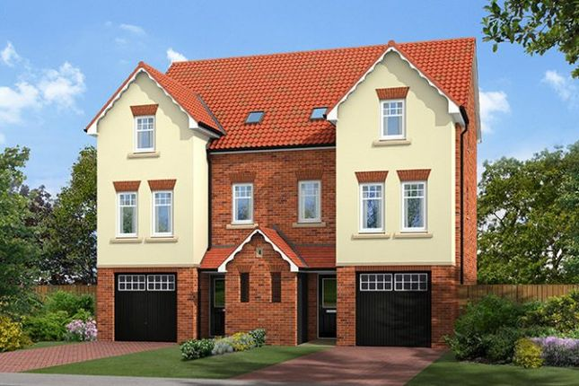 """Thumbnail Detached house for sale in """"The Oakhampton"""" at Ravenswood Fold, Off Premier Way, Glasshoughton, Castleford"""