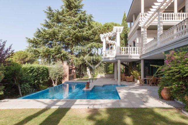 Thumbnail Villa for sale in Spain, Madrid, Madrid City, Arturo Soria, Mad3669