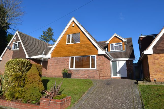 Thumbnail Detached house for sale in Mallory Rise, Moseley, Birmingham