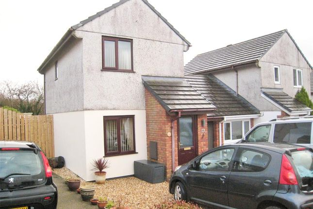 Thumbnail Link-detached house to rent in Kingsley Court, Fraddon, St. Columb, Cornwall