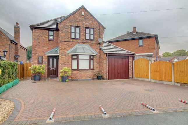 3 bed detached house for sale in Spinney Lane, Chase Terrace, Burntwood WS7