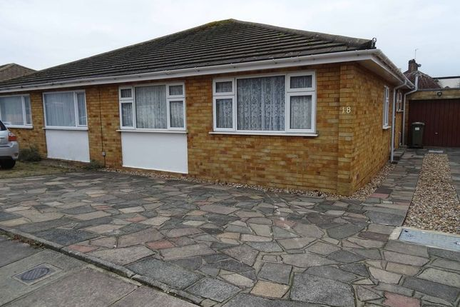 Thumbnail Bungalow to rent in Chartwell Close, London