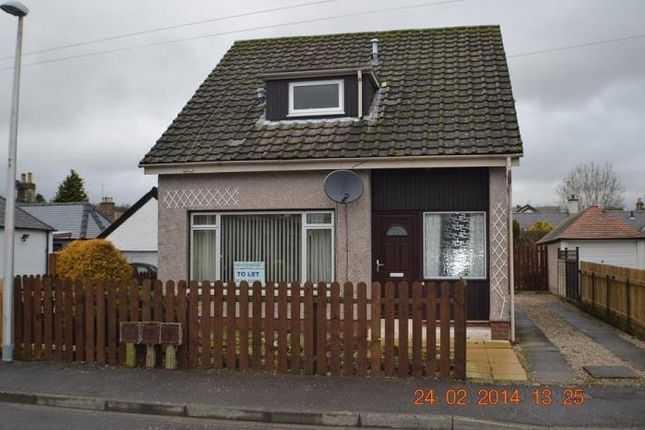 Thumbnail Detached house to rent in Manse Road, Edzell, Brechin