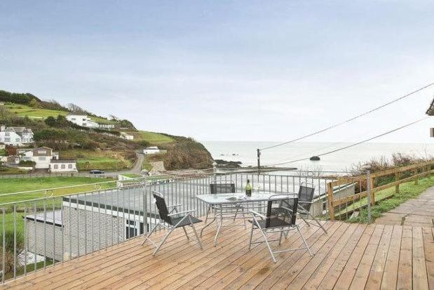 2 bed bungalow to rent in Millendreath Holiday Village, Looe PL13