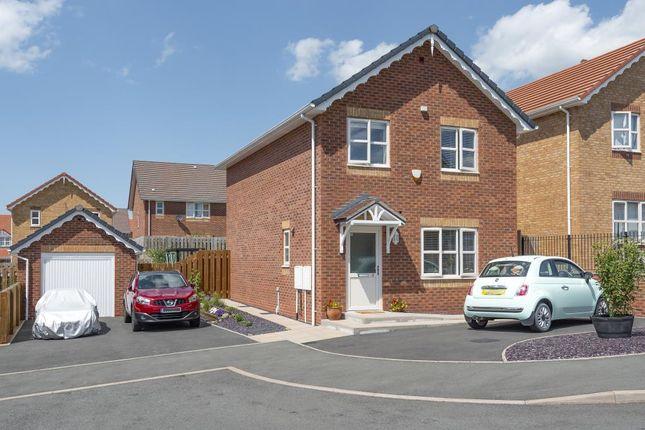 Thumbnail Detached house for sale in Dolydd Pentrosfa, Llandrindod Wells