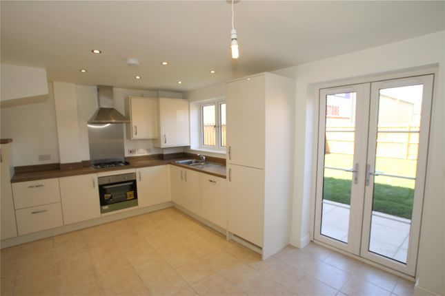 Thumbnail Semi-detached house for sale in Plot 52 Ribble Phase 3, Navigation Point, Cinder Lane, Castleford