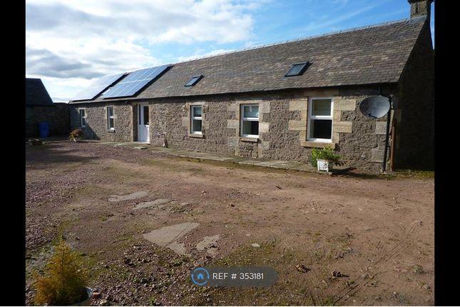 Thumbnail Bungalow to rent in Cleghorn Farm, Lanark