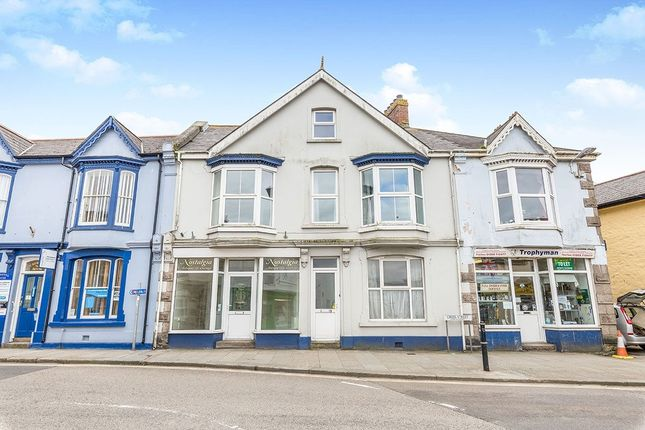 Thumbnail Terraced house for sale in Cross Street, Camborne