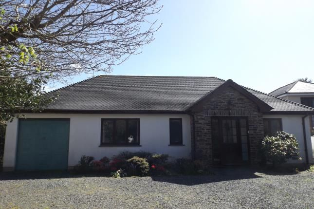 Thumbnail Bungalow for sale in Orchard Lane, Helford, Helston