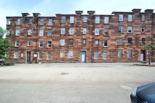Thumbnail 1 bedroom flat for sale in 7, Robert Street, Flat 2-1, Port Glasgow PA145Nw