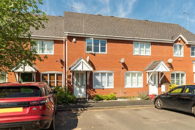 Thumbnail Terraced house for sale in Frances Havergal Close, Leamington Spa