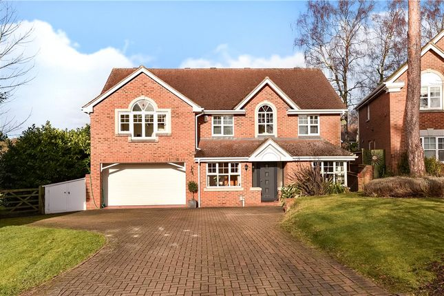 6 bed detached house for sale in Eliot Close, Camberley, Surrey