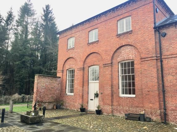 Thumbnail End terrace house for sale in Lleweni, Mold Road, Denbigh, Denbighshire