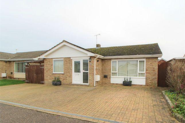 Thumbnail Detached bungalow for sale in Hamblings Piece, East Harling, Norwich, Norfolk