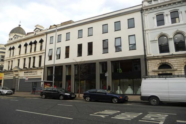 Thumbnail Office to let in Royal Avenue, Belfast, County Antrim