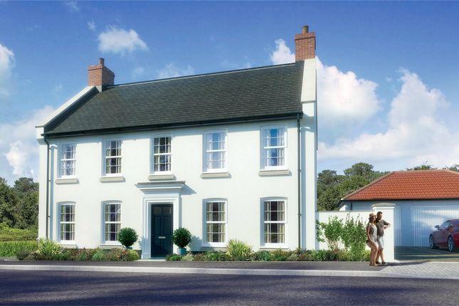 Thumbnail Detached house for sale in Plot 66, Kingston Farm, Benjamin Street, Bradford On Avon