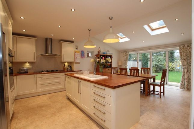 Thumbnail Detached house for sale in Tudor Close, Wokingham