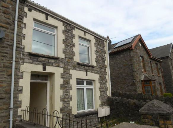 Thumbnail Flat to rent in Park Road, Treorchy
