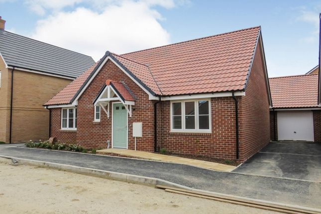2 bed detached bungalow for sale in March Road, Wimblington, March PE15