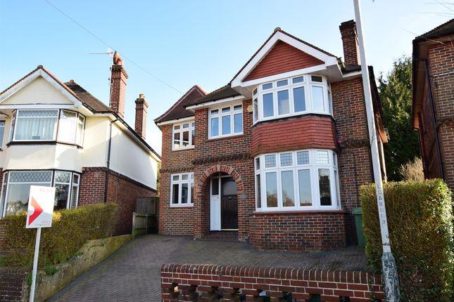 Thumbnail Detached house for sale in Carville Avenue, Tunbridge Wells, Kent