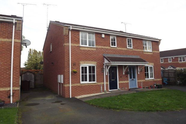 Thumbnail Property to rent in Ludgrove Way, Stafford