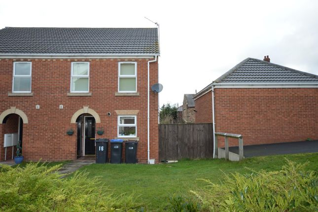 3 bed semi-detached house to rent in Cochrane Mews, Ushaw Moor, Durham DH7
