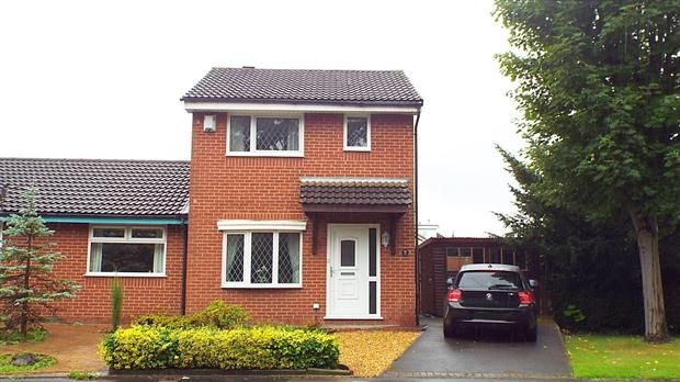 Thumbnail Property to rent in Bow Lane, Leyland
