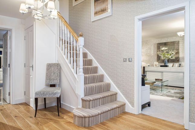 """Thumbnail Detached house for sale in """"Cornucopia House"""" at Wedgwood Drive, Barlaston, Stoke-On-Trent"""