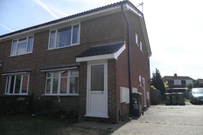 Thumbnail Flat to rent in Egerton Villas, Green Lane, Folkestone