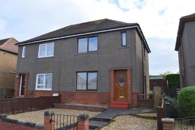 Thumbnail Semi-detached house to rent in Hillside, Tweedmouth, Berwick Upon Tweed, Northumberland